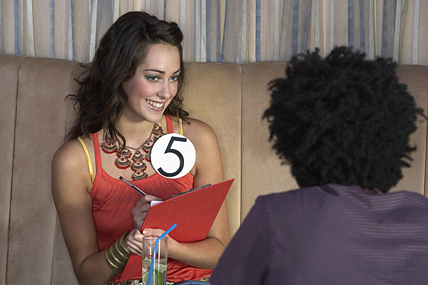 Top speed dating questions