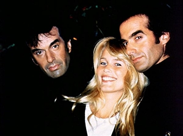 david copperfield was robbed at gunpoint but used magic
